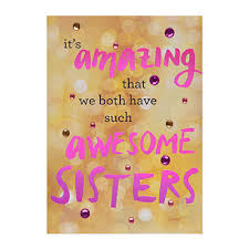 sassy birthday wishes sister ana u0027s papeterie greeting cards
