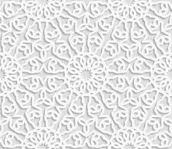 Seamless Background Paper Paper White Fish Scale Seamless Pattern Minimalist Vector
