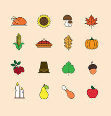 pilgrim hat icon happy thanksgiving day autumn vector image