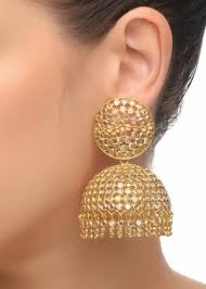 buy jhumka earrings online jhumkas earrings big jhumka earrings online shopping