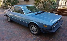 Lancia Beta 1981 Lancia Beta Coupe For Sale On Bat Auctions Sold For 4 500