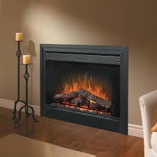 dimplex 39 inch built in electric firebox with purifire air filter