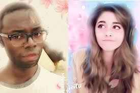 Meme Face App - the meitu app will turn anyone into a beautiful terrifying anime