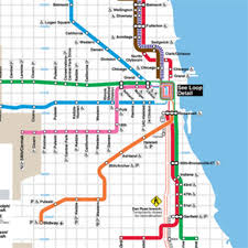 cta line map cta map quest thetransitwire com