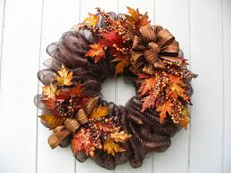 autumn wreath 15 fantastic handmade fall wreath designs that will bring color to