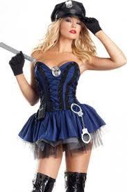 Costumes For Women Blue Cop Halloween Costume For Women Pink Queen
