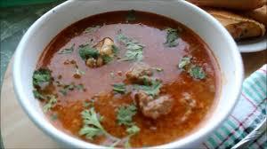 cuisine algeroise chorba frik soupe algerienne recette de ramadan de la cuisine