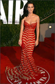 Vanity Fair Katy Perry Katy Perry Red Dress Vanity Fair