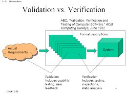 software verification vs validation bob on medical device software