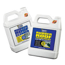 Mallard Roof Cleaning by Protect All Rubber Roof Treatment Gallon Thetford 68128 Roof