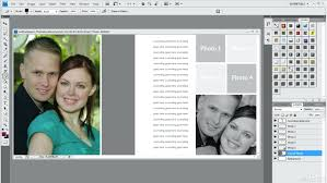 wedding album design software wedding album design template