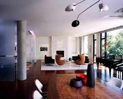fireplace accent wall family room contemporary with fireplace with