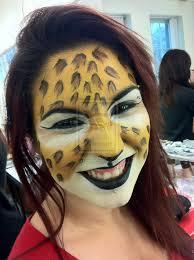 Cheetah Face Makeup For Halloween Cheetah Face Paint Face Painting Pinterest Cheetah Face Paint