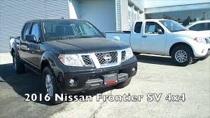 nissan frontier crew cab long bed 2016 nissan frontier comparison crew cab vs king cab youtube