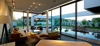 Villa Interior Design Ideas by Modern Luxury Villas Designed By Gal Marom Architects