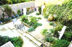 Great Small Backyard Ideas Amazing Small Back Garden Ideas For A Decking Great Design