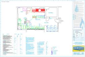 cad drawings commercial kitchen planning u0026 layout chiller box
