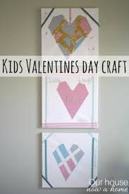 valentines day kid craft idea u2022 our house now a home
