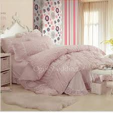 hippie pink floral beautiful country bed in a bag king ogbd080827