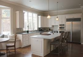 Kitchen Wainscoting Ideas Decor Dove White Wall By Benjamin Moore Pewter With Wainscoting