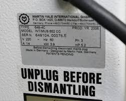 intimus 852cc cross cut industrial paper shredder instock901 com