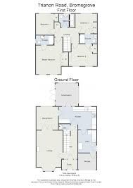Conservatory Floor Plans Four Bedroom Detached House Trianon Road The Oakalls Bromsgrove