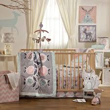 Crib Bedding Sets 4pc Crib Bedding Set Sparrow Lolli Living Living Textiles Co