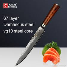 cheap kitchen knives 8 inch filleting knives damascus steel fish filet japanese sashimi