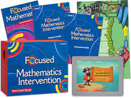 focused mathematics intervention teacher created materials