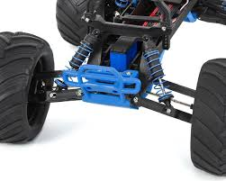 blue thunder monster truck videos skully