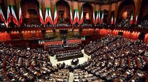 parlamento seduta comune verso la di una legislatura illegittima salvo proroga