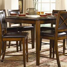 homelegance verona chicago pub height rectangular table with 14