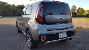kia cube interior road test review 2017 kia soul turbo by carl malek