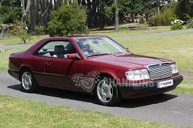 sold mercedes benz 300ce 24v coupe auctions lot 15 shannons