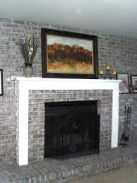 dining easy brick fireplace makeovers design ideas as wells as