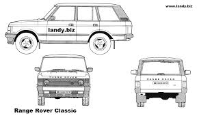 range rover sketch free land rover colouring pictures 4x4 coloring home