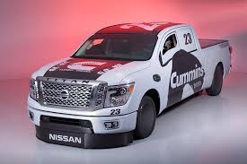 nissan truck titan nissan aims for land speed record with 2016 titan xd