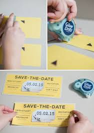 Make Your Own Save The Dates Learn How To Easily Make Your Own Magnet Save The Dates Diy