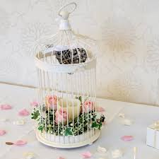 bird cage decoration bird cage decorations for weddings wedding corners