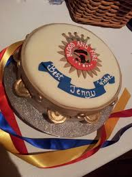 salvation army themed retirement cake woman u0027s group pinterest