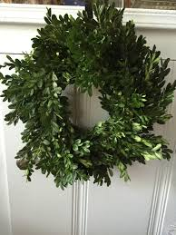 Preserved Boxwood Topiary Trees Wreath Archives Farmhouse Simplicity