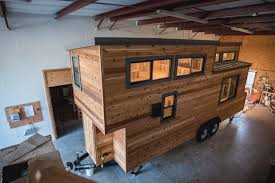 house builder california tiny house builder creates wooden on 24ft