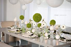 table and chair rentals orlando heaven event center modern green and white wedding inspiration