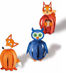 kinder bastelsets kids craft kits funny paper balls