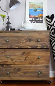 Overlays For Furniture by Remodelaholic 25 Ikea Tarva Chest Hacks