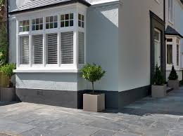 slate paving patio driveway london london garden design