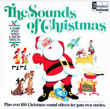 disney sounds of christmas a story with songs and sound effects