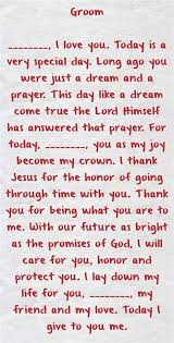 wedding quotes christian christian wedding vows exles for groom and christian