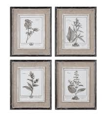 amazon com casual grey study framed wall art set of 4 14w x