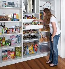 pantry design reach in pantry shelving with pantry pull out organizers